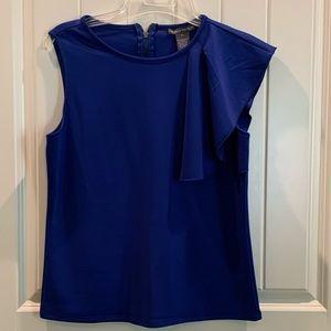 🆕 Beautiful blue Versona top, size M